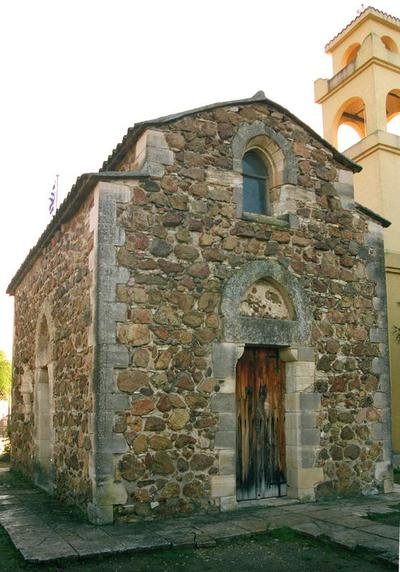 Press and Information Office, Republic of Cyprus: Pyrga, Latin Chapel (chap02)