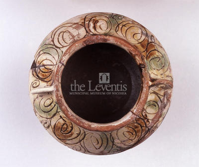 The Leventis Municipal Museum of Nicosia: Small amphora (B/2003/0107)