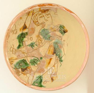 The Leventis Municipal Museum of Nicosia: Bowl (B/1986/14)