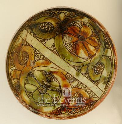The Leventis Municipal Museum of Nicosia: Bowl (B/1996/1442)