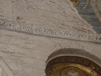 Monastery of Daphni, Athens, Greece
