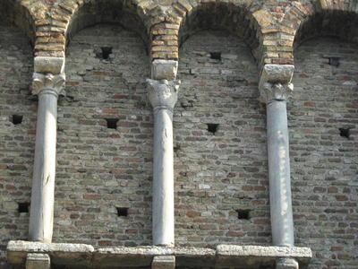 Palace of Theodoric, Ravenna, Italy