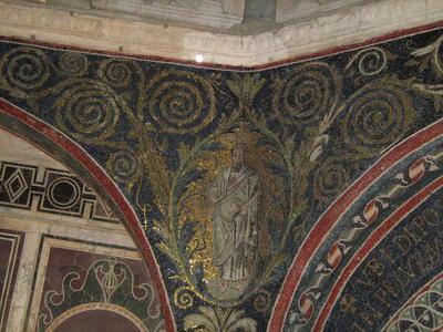 Orthodox Baptistery, Ravenna, Italy