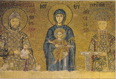 Agia Sophia, Constantinople - Istanbul, Turkey