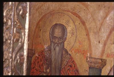 Iconostasis, Zacholi, Corinth, Greece