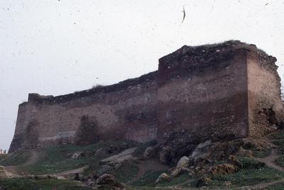 Byzantine walls, Thessaloniki, Greece