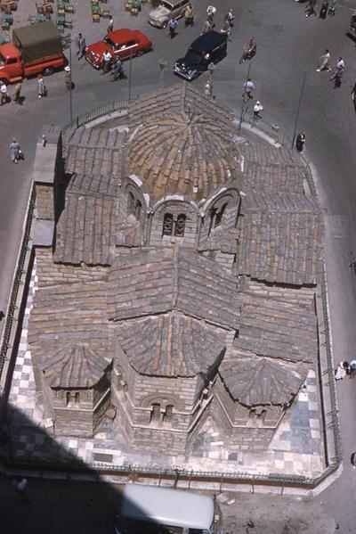 Agioi Theodoroi, Athens, Greece