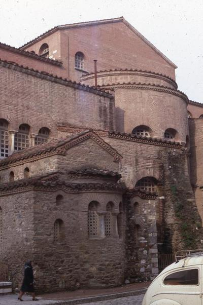 Basilica of Agios Demetrios, Thessaloniki, Greece