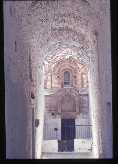 Agioi Apostoloi, Pyrgi, Chios island, Greece