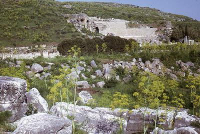 Ephesus, Izmir Province, Turkey