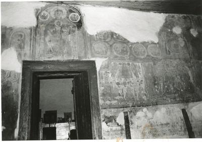 Panagia of the district Agioi Anargyroi, Kastoria, Greece