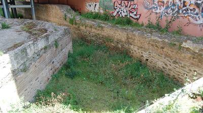 Eastern Walls, Thessaloniki, Greece