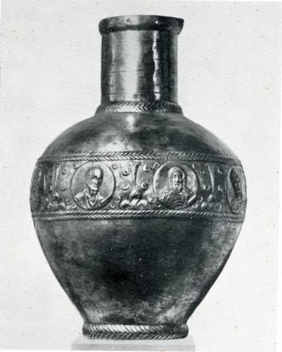 Parigi, Museo del Louvre: Il vaso di Homs