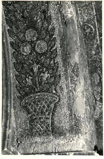 S. Prisco (Caserta). Cappella di S. Matrona: mosaici (Foto Soprintendenza Gallerie Napoli, n.  11708)
