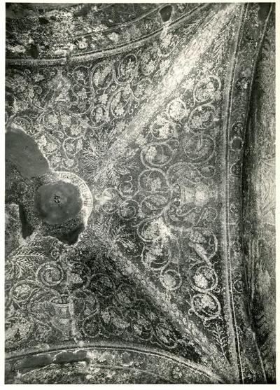 S. Prisco (Caserta). Cappella di S. Matrona: Mosaici (Foto Sopr. Gallerie Napoli, n. 11608)