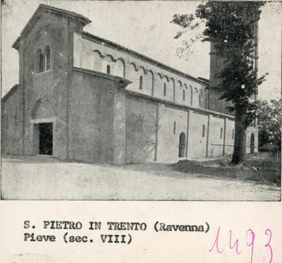 S. Pietro in Trento (Ravenna), pieve (sec. VIII)