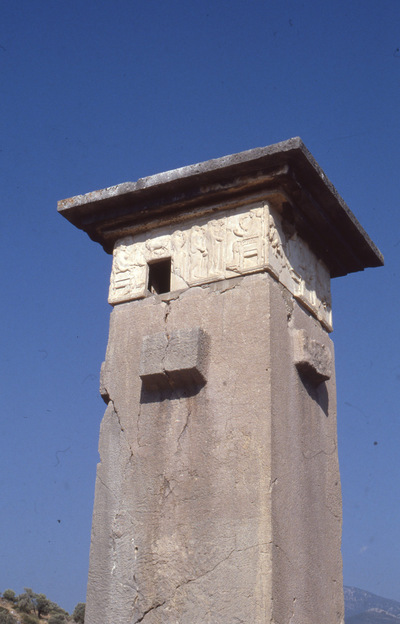 Xanthos, the so-called 'Harpy Tomb'