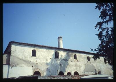 Veria, the old Cathedral (before restoration)