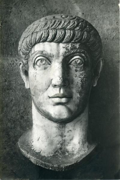 Costanzo II come Cesare - Muñoz