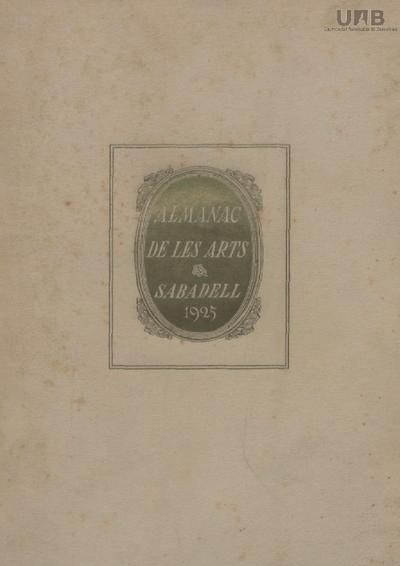 Almanac de les arts.