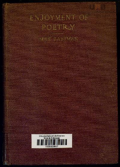 Dedicatòria de Max Eastman a F.Susanna