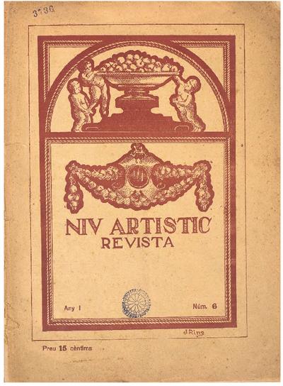 Niu artístic : Revista