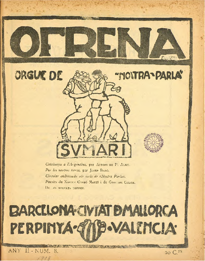 Ofrena