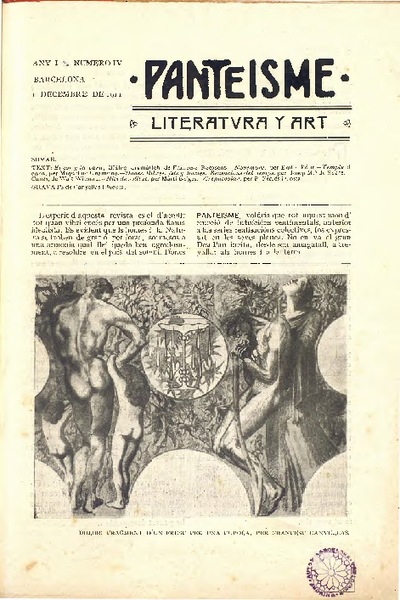 Panteisme : Literatura y art