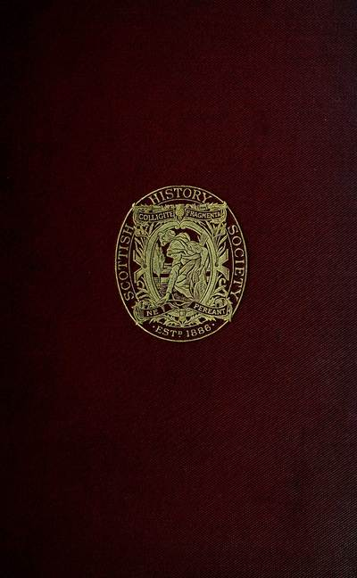 Matheson Collection; Highland papers; Volume 1