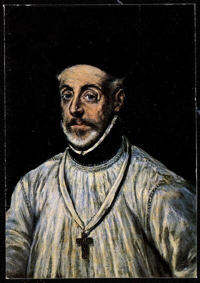 Toledo (Greco) : D. Diego de Covarrubias.-.