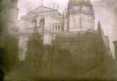 Fachada Principal de la Catedral.