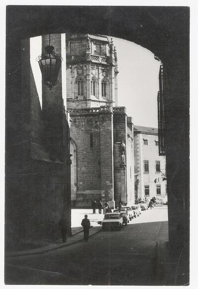 Calle Arco de Palacio.