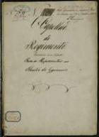 O capellão do regimento: comedia em um acto