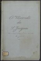 O visconde de S. Jacques: comedia drama em 3 actos