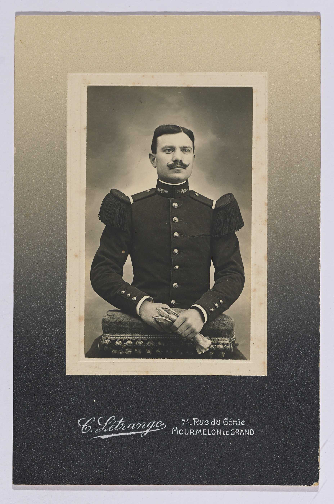 FRBNBU-092 Eugène Tupinier mort pour la France