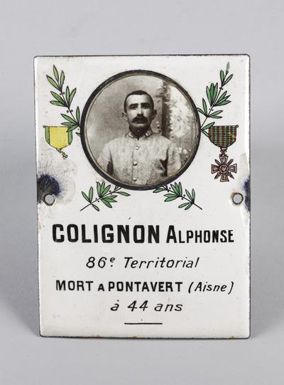 FRBNBU-135 Alphonse Colignon parti à la guerre à 41 ans