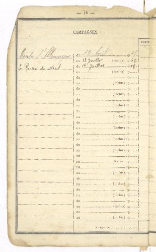 FRBNBU-149 Histoire de mon beau-père, Francisque Legendre