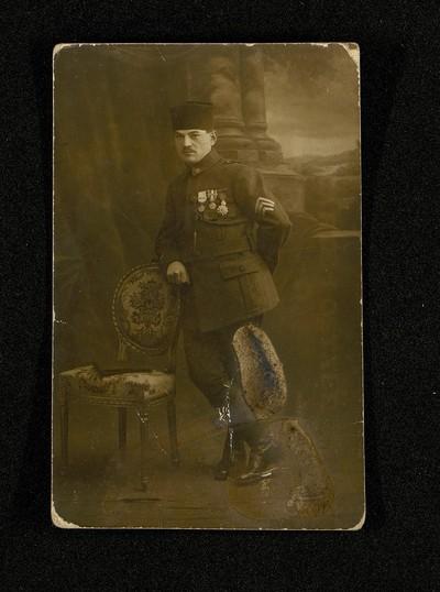 FRAD062_019 - Julien Level, 1914-1918.