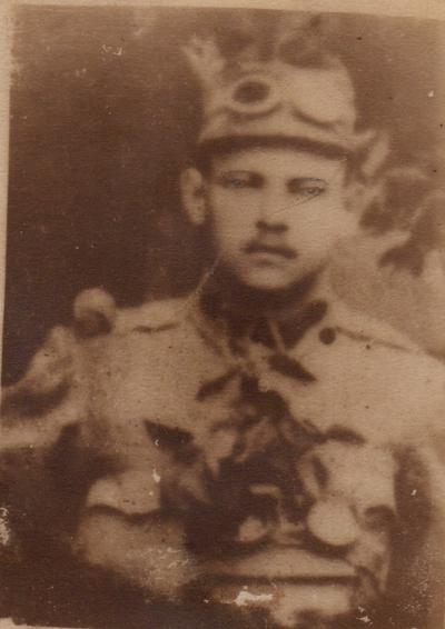 Supravieţuitor al Primului Război Mondial