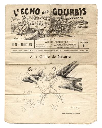 FRAD087_007-Correspondance et papiers de Pierre Ballot et Pierre Bac