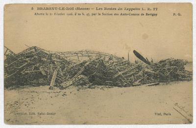 FRBNBU-164 Le Zeppelin