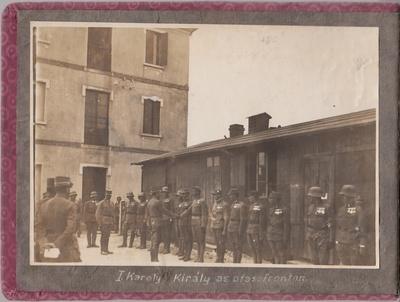 Kuchár z talianskeho frontu