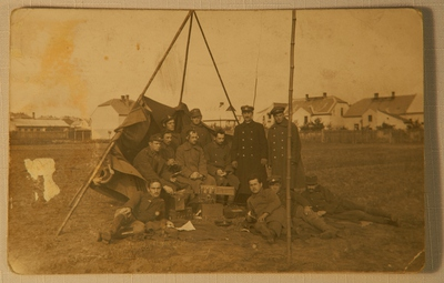 Rodinné fotografie a pohľadnice