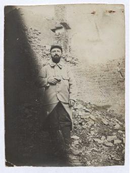 FRBNBU-099 Félix Jean Bonnefond photographies annotées de 1915