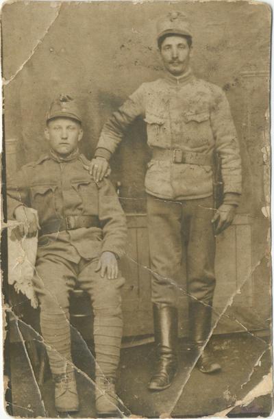 Môj otec delostrelec v Olomouci