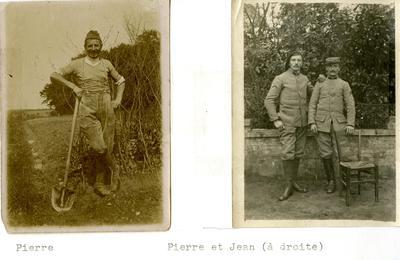 FRAD071-079 Jean GENTY, canonnier.