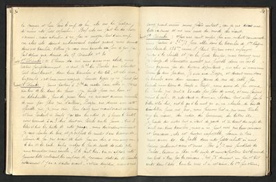 Extraits d'une lettre du soldat Francis Braud