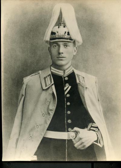 Grenadier Vincenz Büdinger aus Ayl