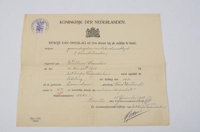 3 documenten van Willem Sander