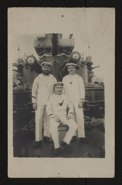FRAD087_030. Alexandre Moulin, marin sur le Suffren